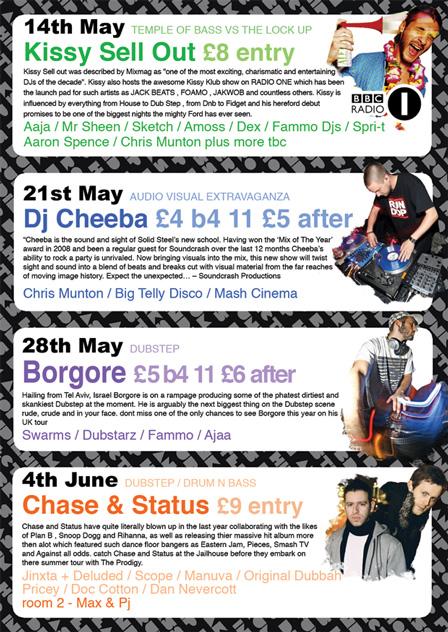 Friday May Flyer
